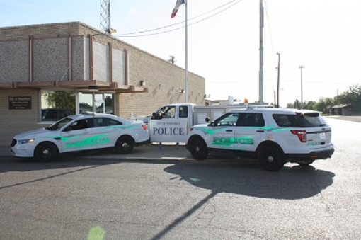 Monahans Police Department