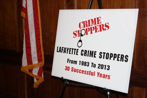 30th Annual Crime Stoppers Banquet