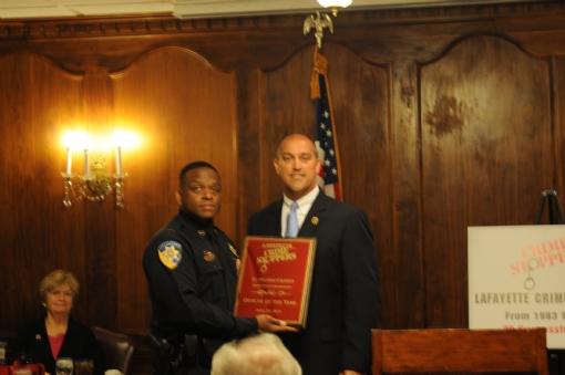Lt. Orlando Calhoun