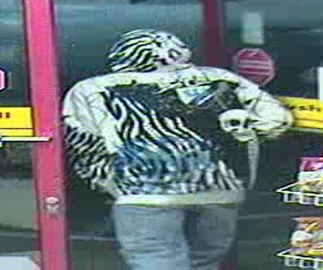 ADDITIONAL SUSPECT PHOTO:  Do you recognize this clothing?